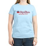 Republican and Proud Of It Women's Light T-Shirt
