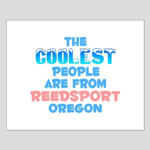 Coolest: Reedsport, OR Small Poster