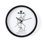 Delgado Guitars Wall Clock