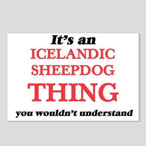 It's an Icelandic She Postcards (Package of 8)