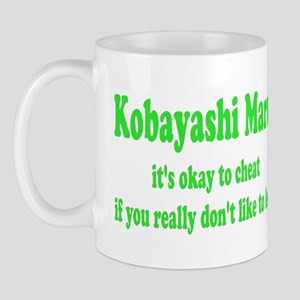 Kobayashi Maru Mug