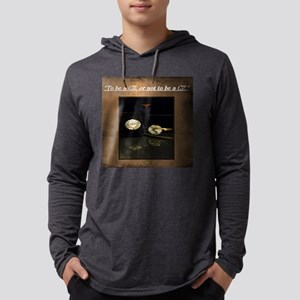 5th Quote; To be a CZ, or not Long Sleeve T-Shirt