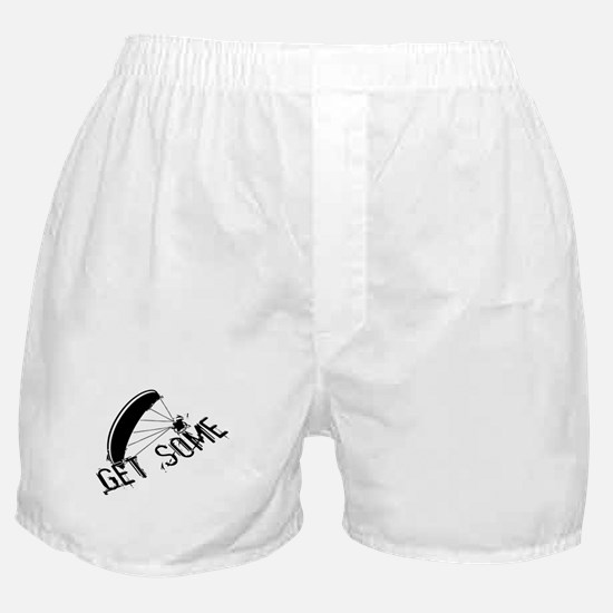 Get Some - Powered Paraglidin Boxer Shorts