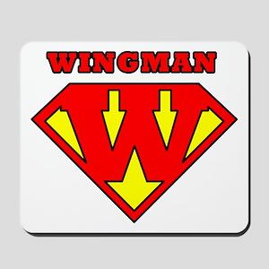 Wingman Mousepad