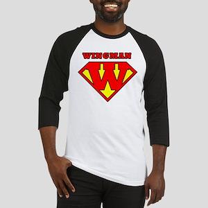 Wingman Baseball Jersey