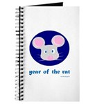 Year of the Rat (kids) Journal