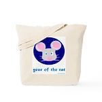 Year of the Rat (kids) Tote Bag