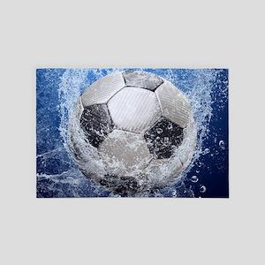 Ball Splash 4' x 6' Rug