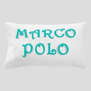 Marco Polo Pillow Case
