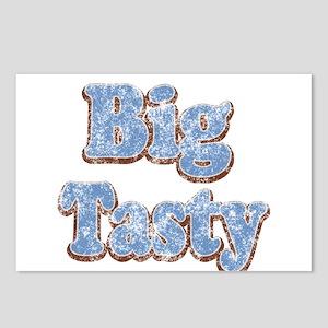 Big Tasty Postcards (Package of 8)