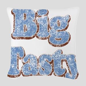 Big Tasty Woven Throw Pillow