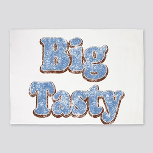 Big Tasty 5'x7'Area Rug