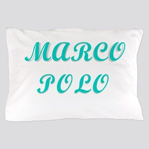 Marco Polo Pillow Case