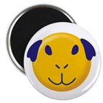 Piggie Smiley Magnet