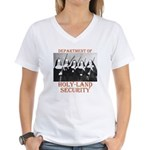 Holy-Land Security Women's V-Neck T-Shirt