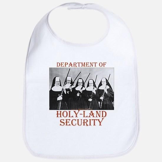 Holy-Land Security Bib