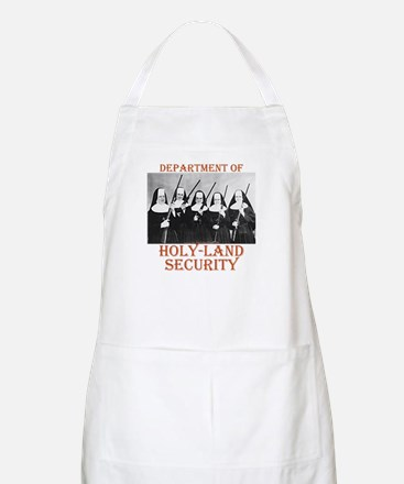 Holy-Land Security BBQ Apron