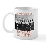 Holy-Land Security Mug