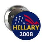 Hillary Clinton <BR>Button 10 Pack