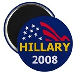 Hillary Clinton <BR>Magnet