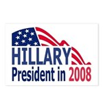 Hillary Clinton <BR>8 Micro Posters
