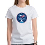 ISS Expedition 17 Women's T-Shirt