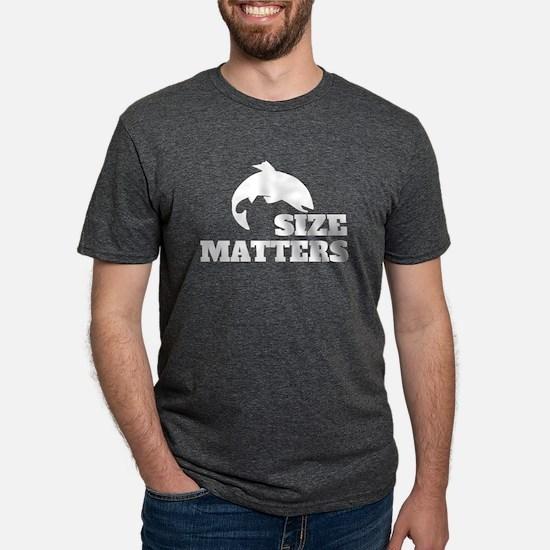 Size Matters Fishing T-Shirt
