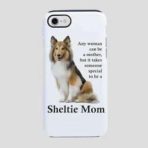 Sheltie Mom iPhone 8/7 Tough Case