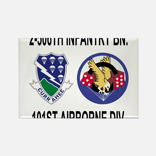 2-Army-506th-Infantry-2-506th-101st-Airborn Magnet