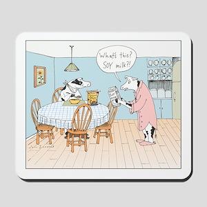 """Soy Milk"" Mousepad"