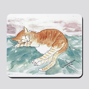 Kitty's P.J. Mousepad