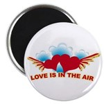 Love is in the Air Magnet
