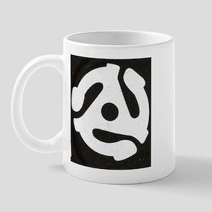 """Viva le vinyl!"" Mug"