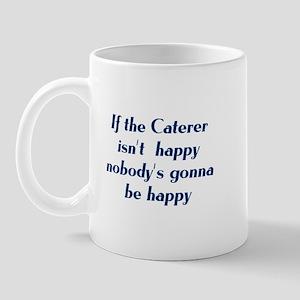 Caterer Mug