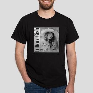 Lillian Gish Dark T-Shirt