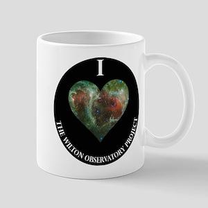 I Heart The Wilton Observatory Project Nebula Mugs