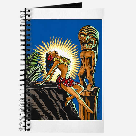 """Hawaiian Beauty""- Journal"