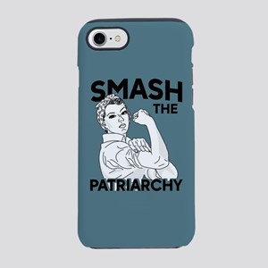 Rosie the Riveter - Smash th iPhone 8/7 Tough Case