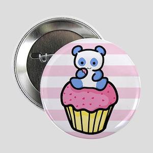 "Pandacake 2.25"" Button"