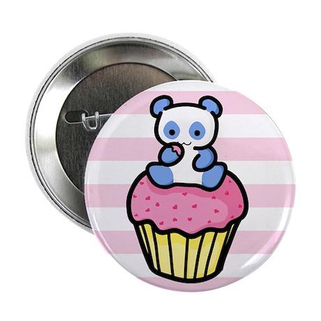 "Pandacake 2.25"" Button (10 pack)"