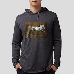 Beautiful Paint Horse Long Sleeve T-Shirt
