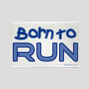 Born to Run Rectangle Magnet