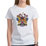 Ommc Coat Of Arms White T-Shirt