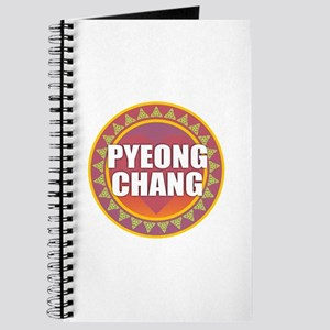 Peyong Chang Journal