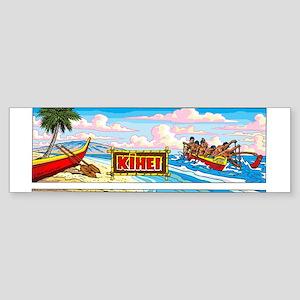 Kihei Maui Bumper Sticker