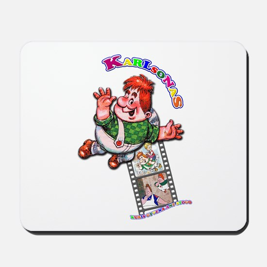 Karlsonas Mousepad