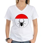 Webminister Women's V-Neck T-Shirt