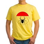 Webminister Yellow T-Shirt