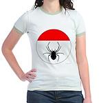 Webminister Jr. Ringer T-Shirt