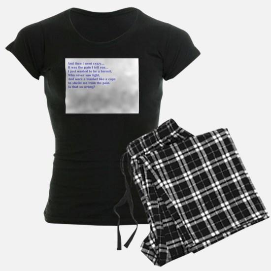 Migraine Hermit Pajamas